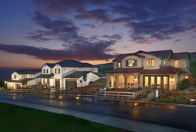 CalAtlantic Homes unveils Sierramonte, an exclusive gated community of luxurious homes in the sought-after El Dorado Hills, near Folsom, CA.