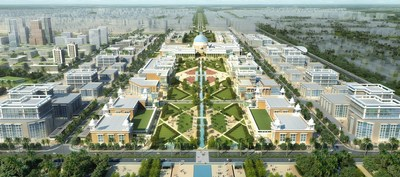 CH2M was selected as program manager to implement major infrastructure developments integrating digital technologies and intelligent design to transform Amaravati into a technologically-advanced capital city.