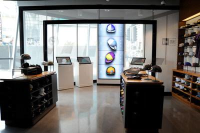 The New Era D-Lab inside STAPLES Center