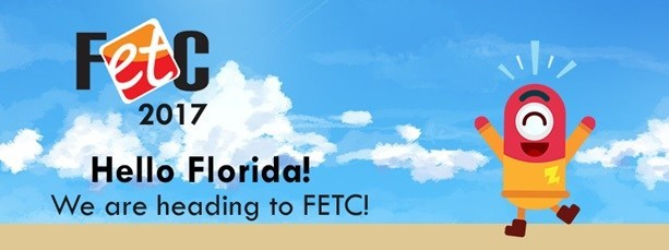 Zap Zap Math Takes Flight to Florida's Future of Education Technology Conference (FETC)