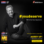 NRI of the Year Awards - A Prestigious Award for Global Indians #YouDeserve