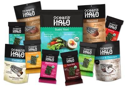 Ocean's Halo Seaweed Snacks