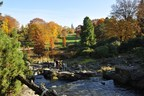 Grugapark Essen - Waldtal (PRNewsFoto/European Green Capital - Essen)