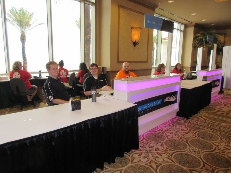 Attendle Founders at TheGameCon