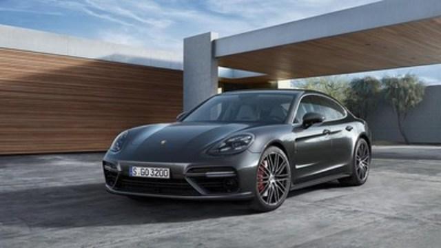 La nouvelle Porsche Panamera 2017. (Groupe CNW/Automobiles Porsche Canada)