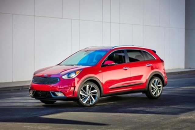 All-new Kia Niro (CNW Group/KIA Canada Inc.)