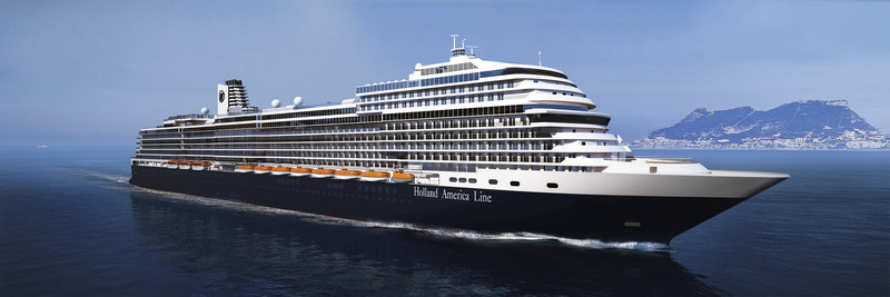Carnival Corporation, the world's largest leisure travel company, has signed an MOA with the shipbuilder Fincantieri to build two new cruise ships -- one of which is designated for the company's Holland America Line brand for delivery in 2021.