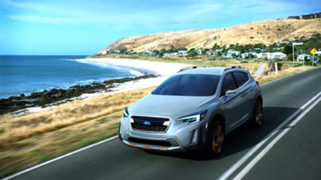 Subaru Crosstrek Concept (CNW Group/Subaru Canada Inc.)