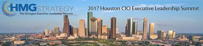 Register today for the 2017 Houston CIO Executive Leadership Summit! https://feb2217.ontrackevents.com