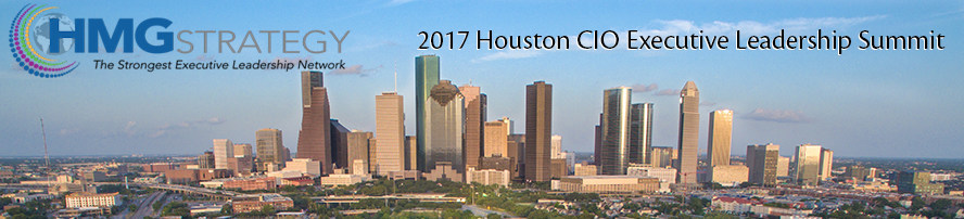 Register today for the 2017 Houston CIO Executive Leadership Summit! http://feb2217.ontrackevents.com