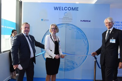 Merck and Genea Open Centre of Excellence for Fertility