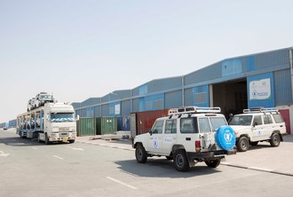 Dubai's International Humanitarian City to Triple in Size