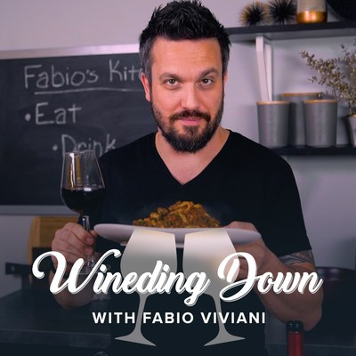 'Top Chef' Fan Favorite Fabio Viviani Stars in 'Wine-ding Down' Series for Cooking Panda