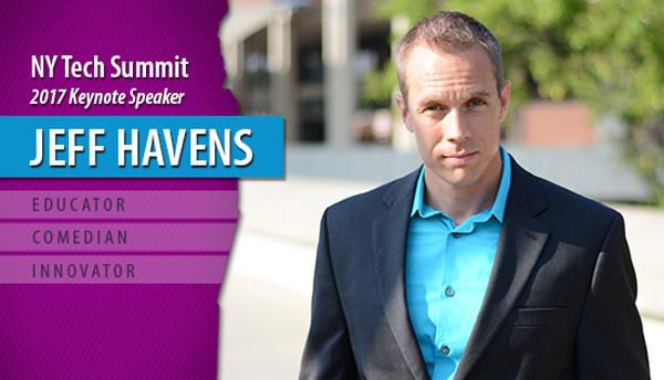 Jeff Havens to Keynote NY Tech Summit
