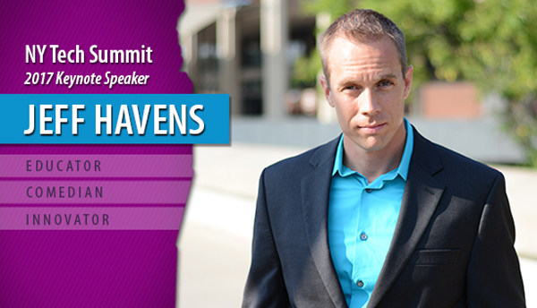 Jeff Havens to Keynote NY Tech Summit