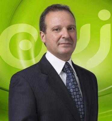 Mr. Peter Kaliaropoulos, CEO of Zain Saudi Arabia (PRNewsFoto/Zain Saudi Arabia)