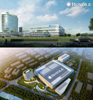 Royole Corporation in Midst of Building (USD) $1.7B Production Campus