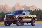 The SCA Performance exclusive 2017 Ford F-150 Black Widow
