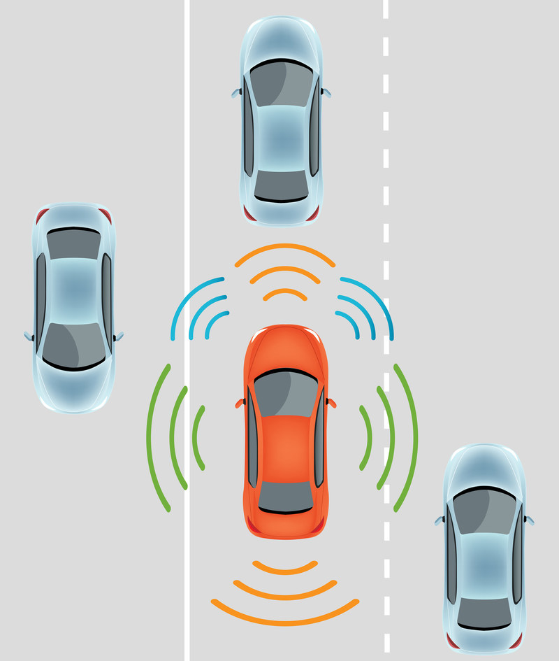 Selfdriving cars are also based on light sources as VCSEL.