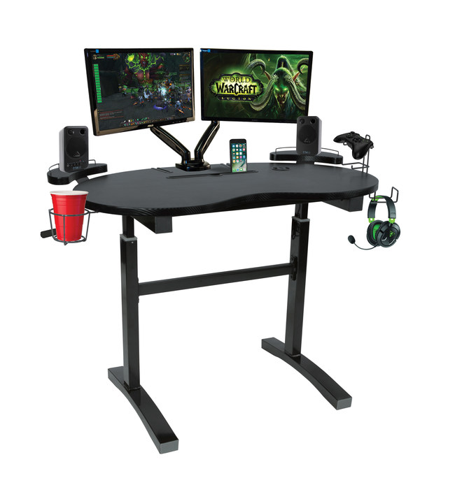 Atlantic Debuts Cart System And Ascent Gaming Desk