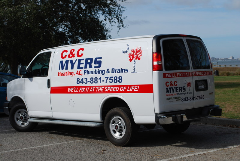 C&C Myers Heating, AC, Plumbing & Drains, Charleston's preferred home services company, has grown from six to 60 employees in the past six years and is now actively looking for plumbers, service techs, and installers to join their successful team.