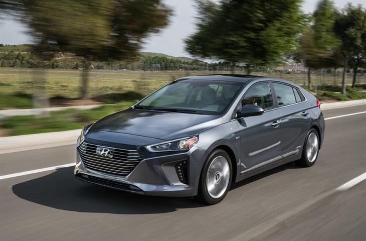 2017 Hyundai Ioniq at Washington DC Auto Show