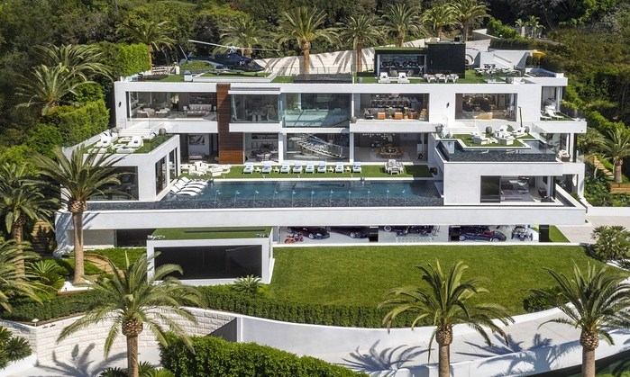 Most Expensive Home In The U.S. Lists For $250 Million; Luxury Developer Bruce Makowsky Unveils His Newest Masterpiece