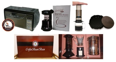 Taiwanese exhibitor Coffee Bean Bean will bring uniquely designed coffee makers to HOTELEX Shanghai, including AeroPress, which shortens brew time to 20-40 seconds.