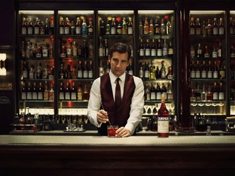 The Stories Behind Campari Red Diaries & Short Film 'Killer in Red' are Unveiled