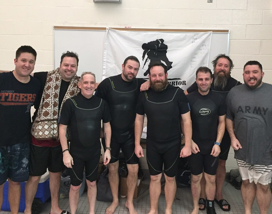 A group of injured veterans learned all about scuba diving during a recent Wounded Warrior Project(R) (WWP) workshop. The gathering allowed warriors to see what is possible when they connect with fellow warriors and their local community.