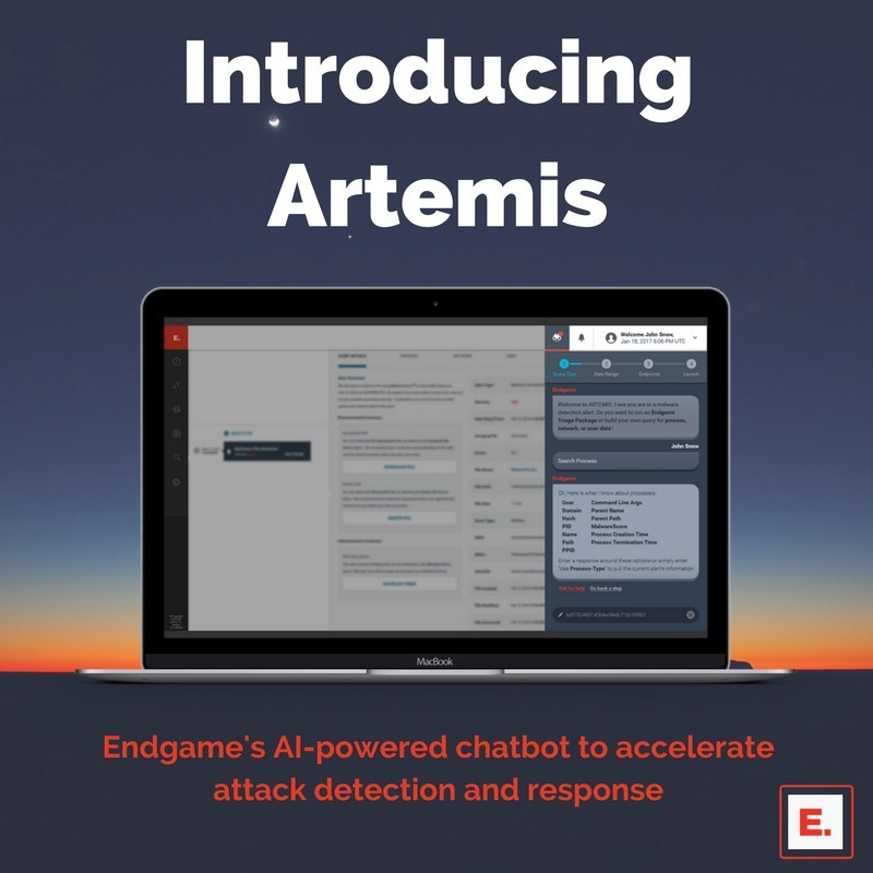 Artemis is an intelligent assistant built to automate SOC analyst actions and guide users of any skill level to detect and respond to advanced attacks through a simple conversational interface.