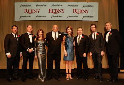 NYC Real Estate Community Applauds Service and Leadership at REBNY's 121st Annual Banquet