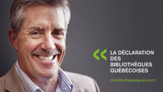 Matthew Pearce, Président et chef de la direction de la Mission Old Brewery (Groupe CNW/Table permanente de concertation des bibliothèques québécoises)