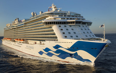 "Princess Cruises Named ""Best Ocean Cruise Line"" in USA TODAY's 10Best Readers' Choice Awards"