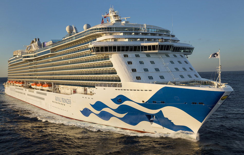 """Princess Cruises Named """"Best Ocean Cruise Line"""" in USA TODAY's 10Best Readers' Choice Awards"""