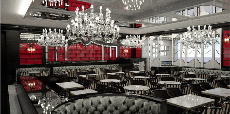 Sugar Factory American Brasserie Opens At Foxwoods Resort Casino.