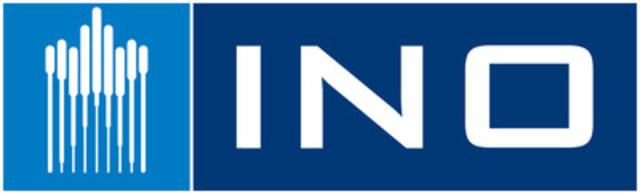 Logo : INO (Institut national d'optique (Groupe CNW/INO (Institut national d'optique))