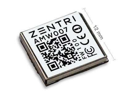 Zentri's low-power, cloud-connected Wi-Fi modules help customers connect products across a wide range of applications.