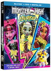 From Universal Pictures Home Entertainment: Dreams Are Just a Spark Away in This All-New Monster High Movie! MONSTER HIGH™:  ELECTRIFIED