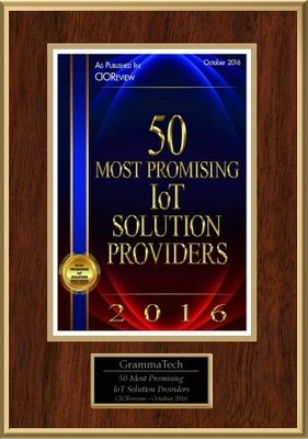 GrammaTech Named to 50 Most Promising IoT Solution Providers