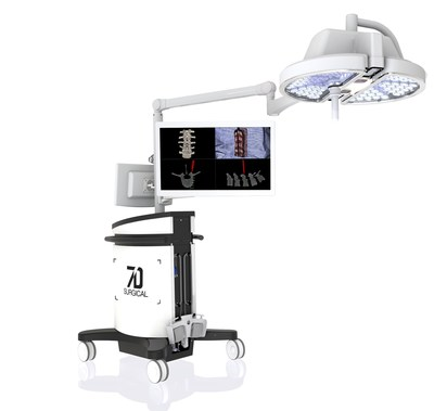 7D Surgical Receives FDA 510(K) And Health Canada MDL Clearance For Its Breakthrough Image Guidance System For Spine Surgery