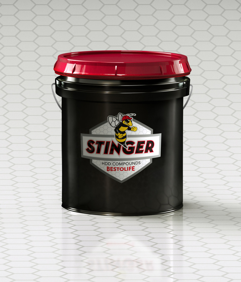 New STINGER HDD(TM) copper-based drilling compound.