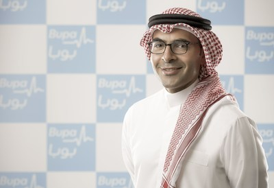 Tal Nazer CEO Bupa Arabia (PRNewsFoto/Bupa Arabia or Insight Discovery)