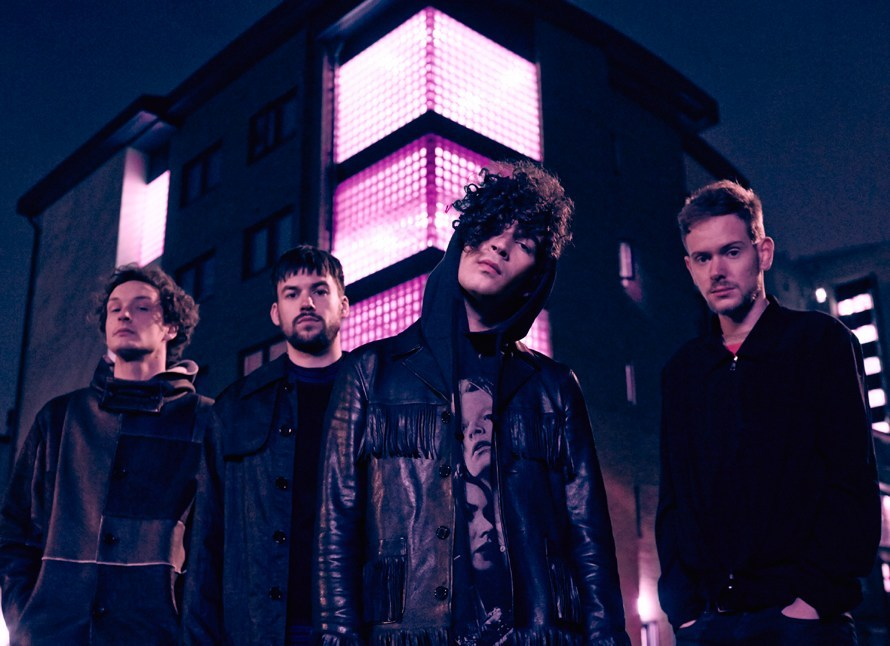THE 1975 ANNOUNCE NORTH AMERICAN SPRING TOUR: Ticket Pre-Sale Launches On Wednesday, January 25 And On Sale To The General Public Beginning Friday, January 27
