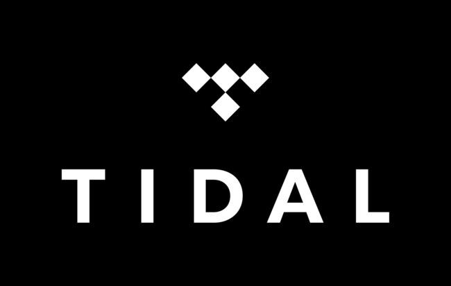 TIDAL Logo (PRNewsFoto/TIDAL,Sprint)