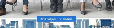 Randstad launches 2017 Hot Jobs report.