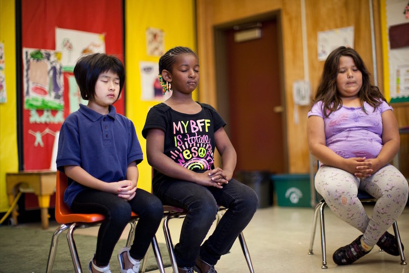 Ten minutes a day can help kids increase grades, reduce stress, and improve overall wellness