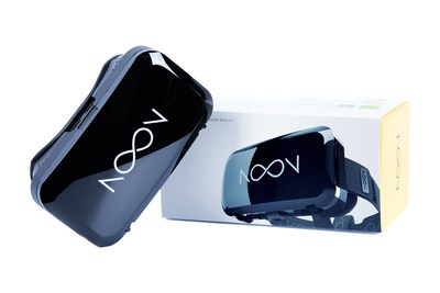 FXGear Introduces New NOON VR+ Mobile VR Headset, Adds Wireless PC Streaming