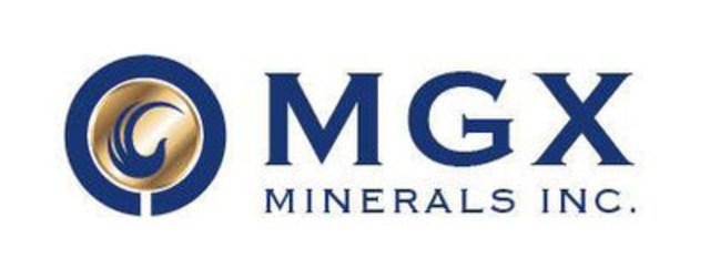 MGX Minerals Inc. (CNW Group/MGX Minerals Inc.) (CNW Group/MGX Minerals Inc.)