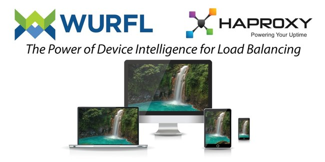 HAProxy Technologies Integrates ScientiaMobile's WURFL Mobile Device Detection
